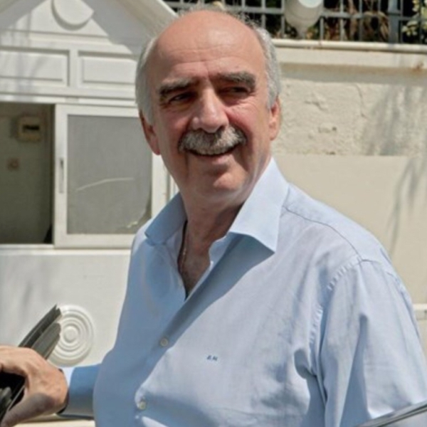 Βαγγέλης Μεϊμαράκης: Βάζοντας στο μίξερ τον Κυριάκο -μαζί με τον Άδωνι και το Σαμαρά