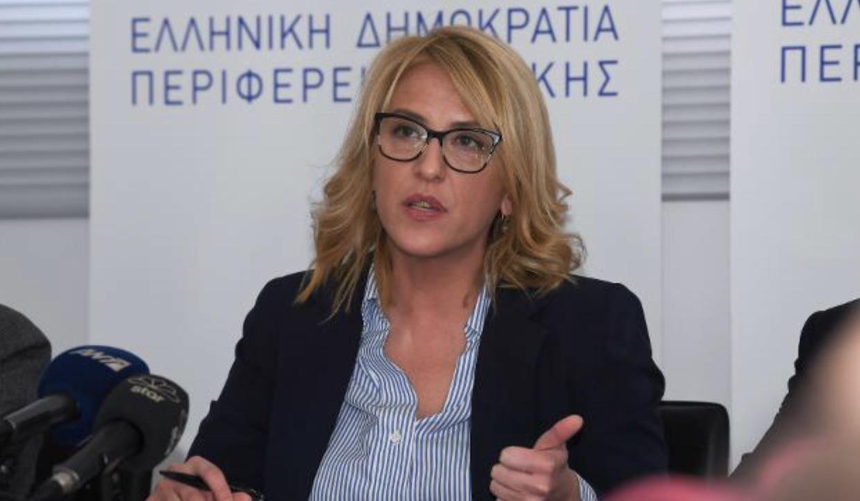 Ρένα Δούρου: «Ακολουθούμε τις ευρωπαϊκές επιταγές στη διαχείριση απορριμμάτων» @Renadourou