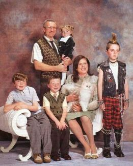 family-awkward