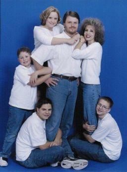 family-white-shirts