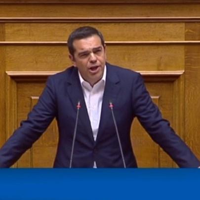 ΑΛΕΞΗΣ ΤΣΙΠΡΑΣ ΠΡΟΓΡΑΜΜΑΤΙΚΕΣ ΔΗΛΩΣΕΙΣ 2019