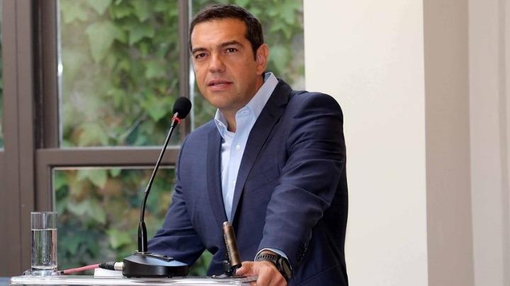 Υψωνει την φωνή στην κυβέρνηση Μητσοτακη, ο Αλέξης Τσιπρας. Οι μνηστήρες επιχειρούν να γκρεμίσουν όσα με κόπο χτίσαμε.