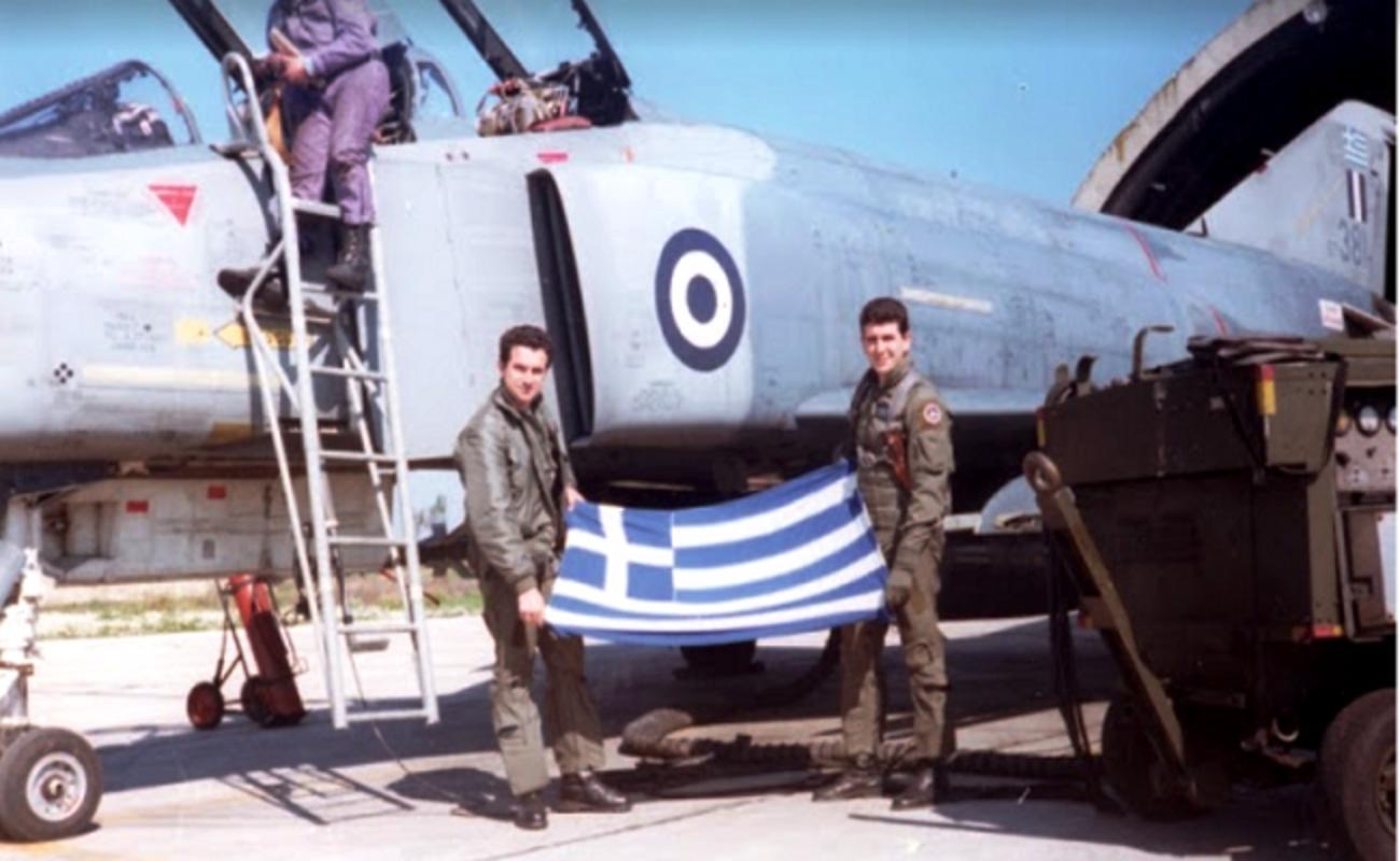 Oι δυο νεκροί ΦΑΝΤΟΜΑΔΕΣ αεροπόροι της Άνδρου ! Mια άγνωστη ιστορία…