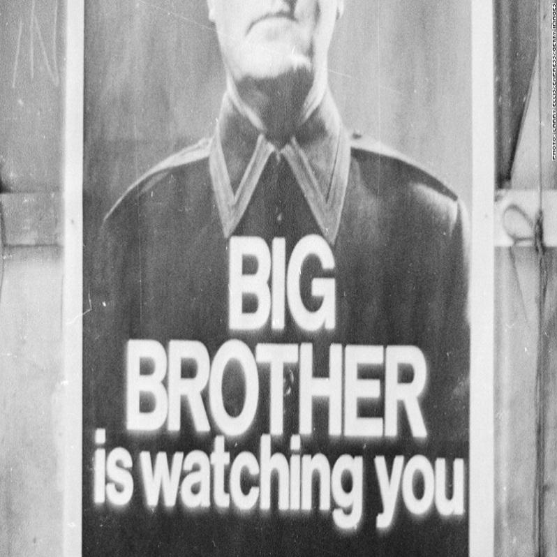 1984 SPY ΕΥΠ ΚΥΠ KGP CIA