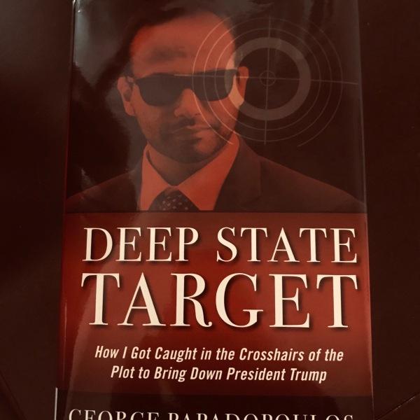 Deep state target @GeorgePapa19 @realDonaldTrump 