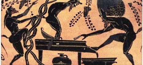 Σεπτέμβρης - Ο μήνας του τρύγου στην Αρχαία Ελλάδα 15 αιώνες προ Χριστού !