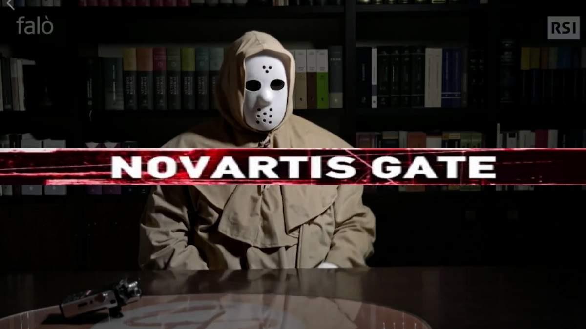 """ΝΤΟΚΙΜΑΝΤΕΡ """"ΒΟΜΒΑ"""" για το σκάνδαλο #Novartis της Ελβετικής δημόσιας τηλεόρασης [ΒΙΝΤΕΟ]"""