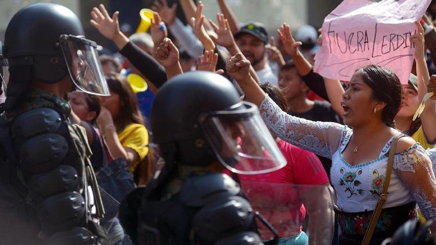 """ΟΡΓΗ ΛΑΟΥ – Οι """"αγανακτισμένοι"""" του Εκουαδόρ ανάγκασαν σε απόσυρση της θανατηφόρας συμφωνίας της χώρας με το ΔΝΤ #Neocoño_Moreno"""