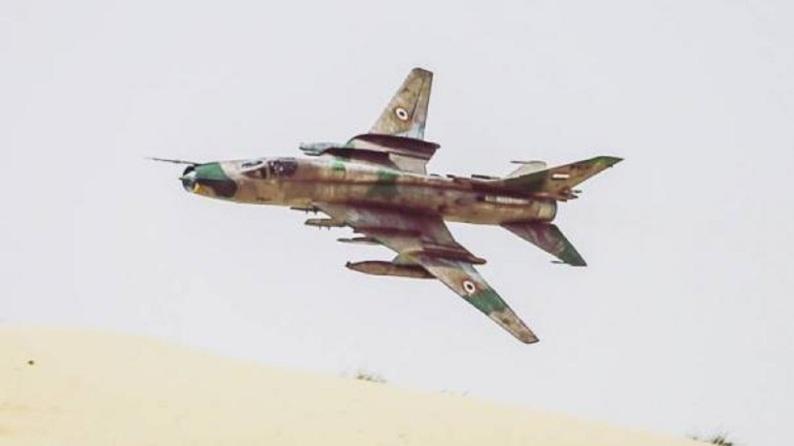 su-22 - SYRIAN-TURKEY-ISIS-DAESH