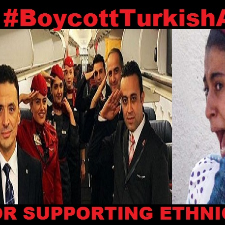 🆘 DO NOT SUPPORT WAR CRIMES AGAINST HUMANITY ❗️ - PLEASE #BoycottTurkishAirlines NOW ❗️ BAN @TurkishAirlines ❗️ #TurkeyIsATerrorState #SaveRojava