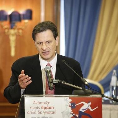 Θόδωρος Σκυλακάκης: Ο νέος Υφυπουργός Δημοσιονομικής Πολιτικής