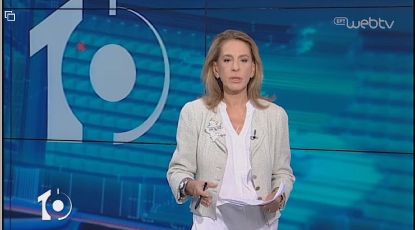 ΚΑΤΕΡΡΕΥΣΕ στην πρεμιέρα η Ολγα Τρέμη ! Ούτε οι καμεραμέν δεν την έβλεπαν !