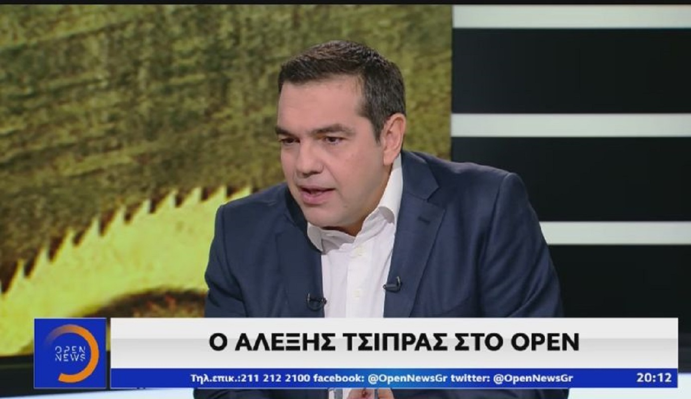 """Αλεξης στο OPEN: """"Πήγαμε σαν αρσακειάδες, με το σταυρό στο χέρι απέναντι σε μία βιομηχανία εκμαυλισμού πολιτικών, δημοσιογράφων, γιατρών"""""""