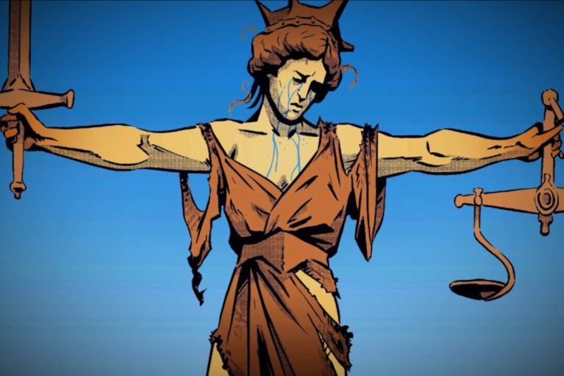 JUSTICE ΔΙΚΑΙΟΣΥΝΗ
