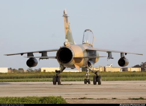 Lybian Dassault Mirage F1