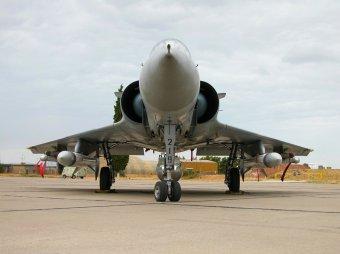 Greek Air Force Dassault Mirage 2000EG with AM-39 Exocet