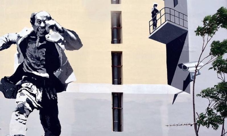 ΘΑΝΑΣΗΣ ΒΕΓΓΟΣ GRAFFITI