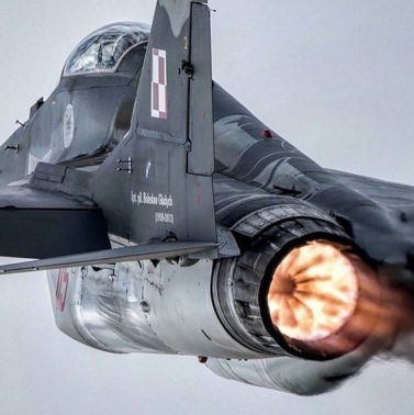 MiG-29 rear view FOX 3