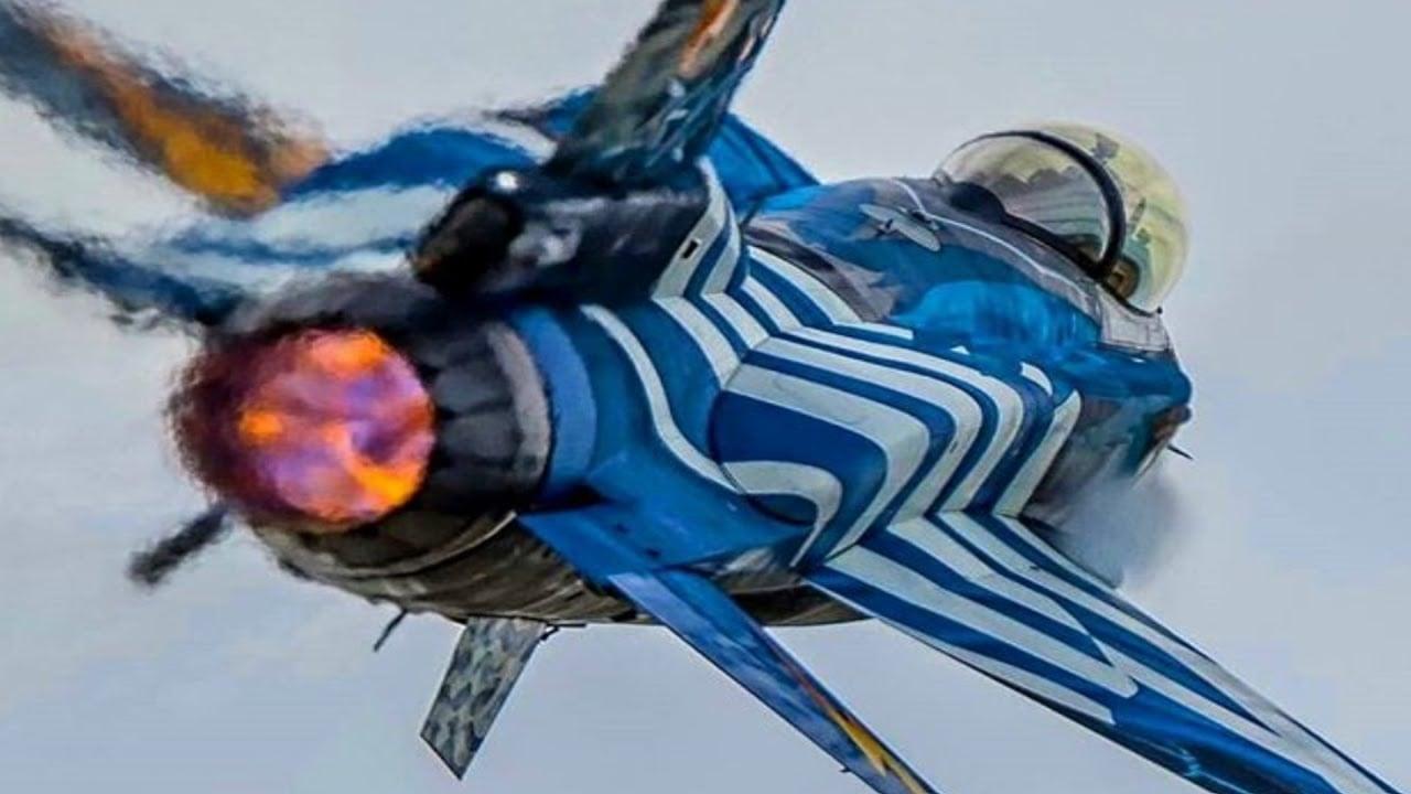 F-16 BLOCK 52+ GREEK HELLENIC AIR FORCE