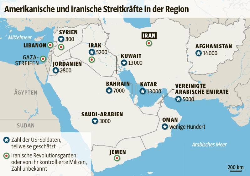 Δολοφονία Σουλεϊμανι: Ραγδαίες εξελίξεις η Γερμανία αποσύρει στρατιώτες από το Ιράκ.