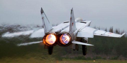 Mikoyan-Gurevich MiG-25 МиГ-25 Foxbat