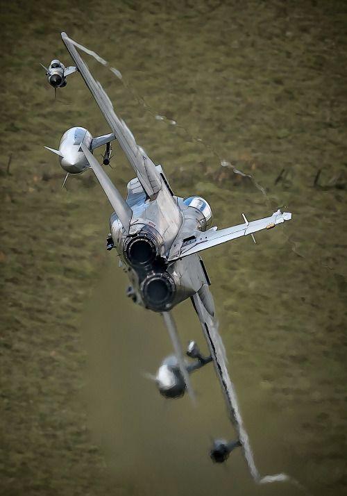 Panavia RAF Tornado GR4 - Master of the skies