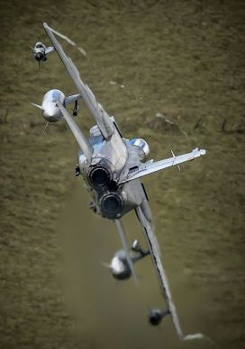 Panavia RAF Tornado GR4 - Master of the skies
