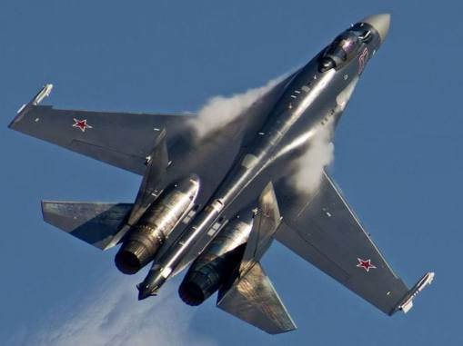 Su-35S Cy-35C Μαχητικό 4++ γενιάς