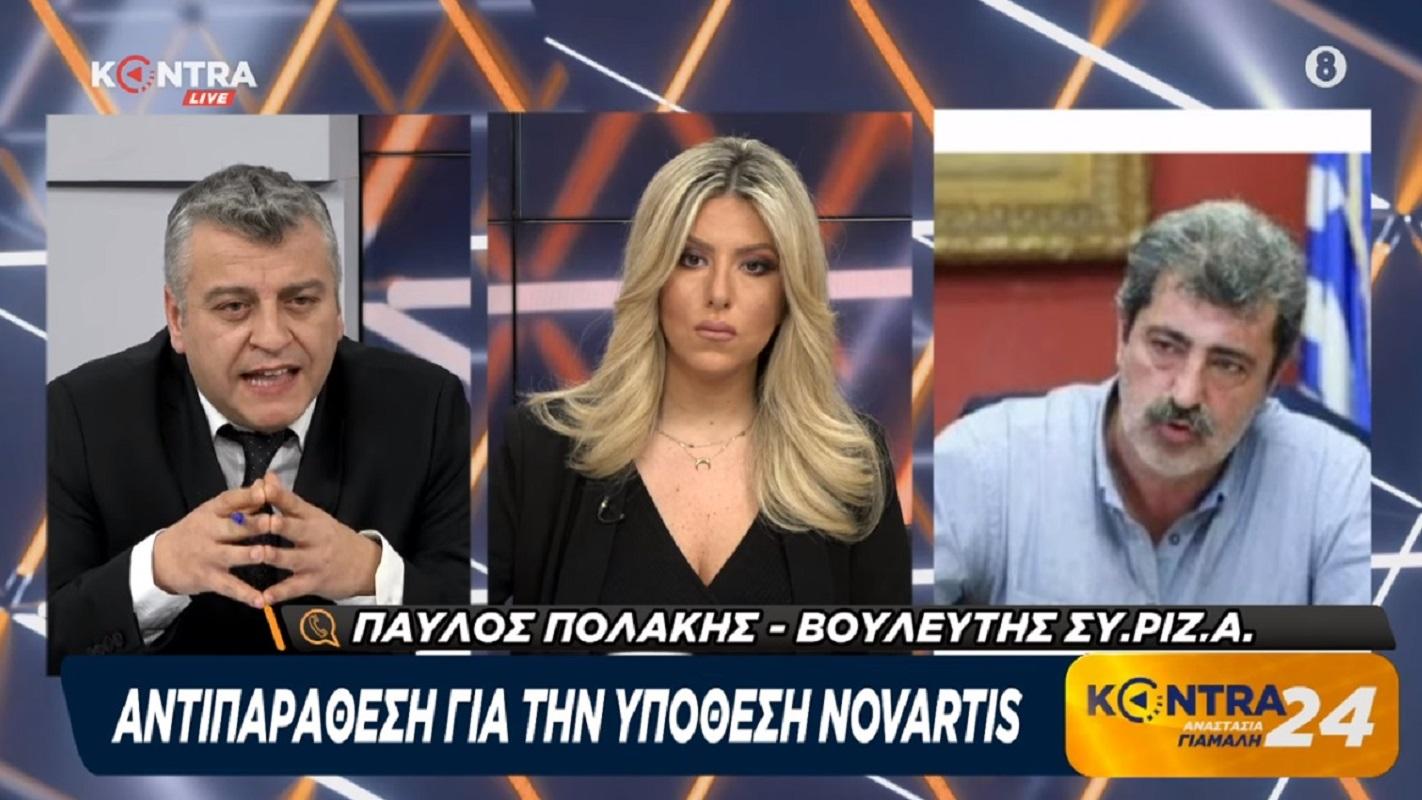 Ο Παύλος Πολάκης ΞΕΦΤΙΛΙΣΕ την εφημερίδα των #FakeNews ΠΑΡΑΠΟΛΙΤΙΚΑ στο #Kontra24 [BINTEO]