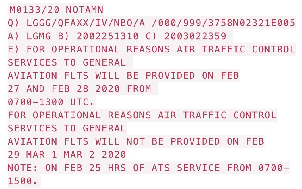 Πρωτοφανές φιάσκο για την «Κυβέρνηση της Ανάπτυξης»: Κλείνουν το ΜΟΝΑΔΙΚΟ αεροδρόμιο που εξυπηρετεί τη Γενική Αεροπορία στην Αθήνα για… χαρταετό!