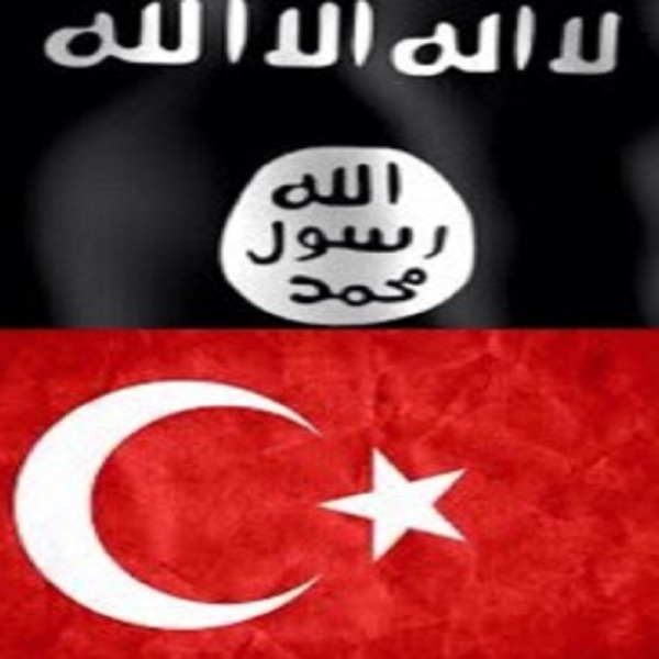 isis-turkey Recep Tayyip Erdoğan daesh