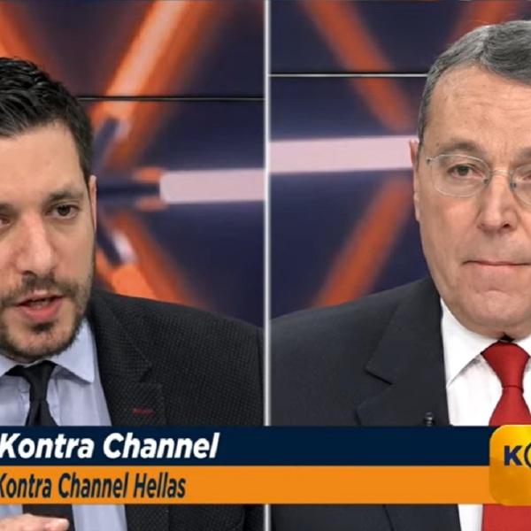 """Κωνσταντίνος Κυρανάκης βουλευτής ΝΔ για τα κλειστά κέντρα και τις επιτάξεις στο #Kontra24 """"Εγώ καταλαβαίνω τους κατοίκους ότι ανησυχούν με την λέξη επίταξη. Η επίταξη είναι ένα αναγκαίο έκτακτο μέτρο. Δεν είναι ένα κανονικό μέτρο. Εχουμε έκτακτες συνθήκες, οι οποίες απαιτούν έκτακτα μέτρα. Ενα από αυτά τα μέτρα είναι και η επίταξη για να μπορέσουν να γίνουν κλειστά κέντρα και να διασφαλίσουμε ότι υπάρχει απόλυτη εθνική ασφάλεια στην χώρα"""""""