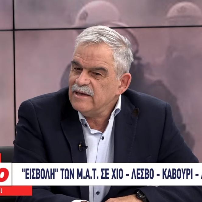 Νίκος Τόσκας: Ο υπουργός που ξεδόντιασε τον υπόκοσμο, στο Kontra News 10 [ΒΙΝΤΕΟ]