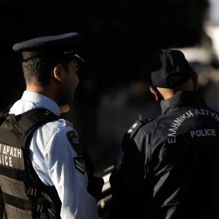 POLICE ΑΣΤΥΝΟΜΙΑ