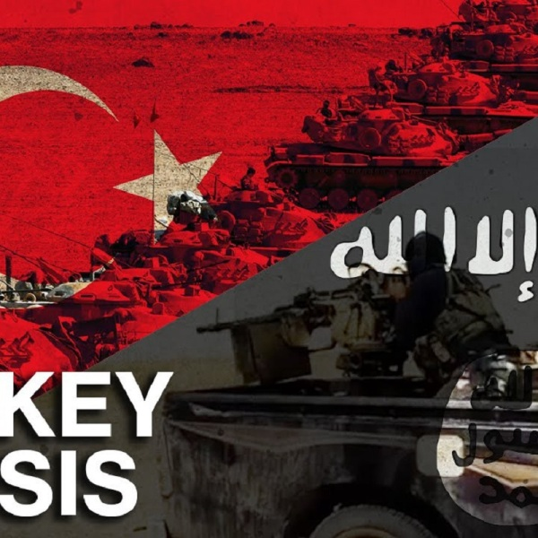 TURKEY IS DAESH IS ISIS