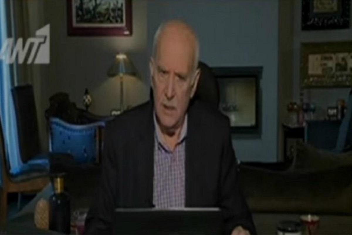 """Γιώργος Παπαδάκης: """"Απέκλεισα την αντιπολίτευση γιατί τώρα δεν είναι ώρα"""" (ΜΗΤΣΟΤΑΚΗΣ ή ΤΕΦΡΑ) [ΒΙΝΤΕΟ]"""
