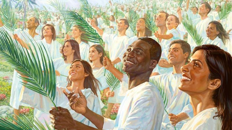 ΜΑΡΤΥΡΕΣ ΤΟ ΙΕΧΩΒΑ