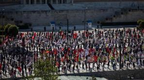 ΠΡΩΤΟΜΑΓΙΑ ΕΙΚΟΝΕΣ Ιστορικός εορτασμός των 75 χρόνων εν μέσω κορωνοϊού (8)