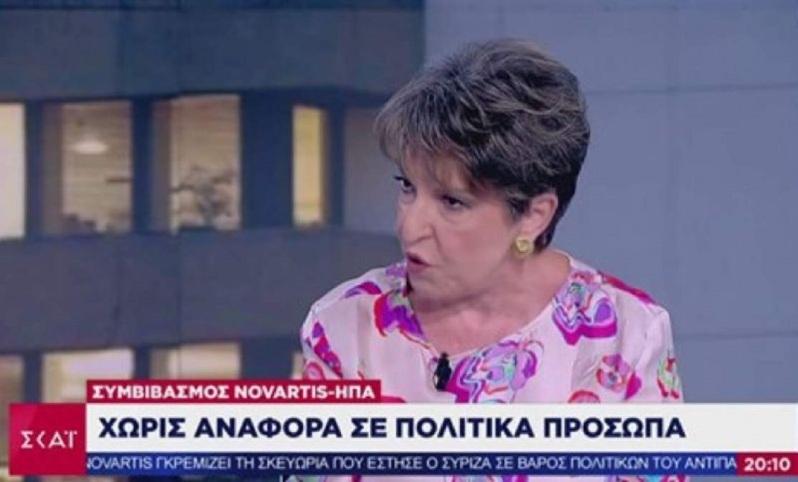 ΙΩΑΝΝΑ ΜΑΝΔΡΟΥ ΣΚΑΪ NOVARTIS