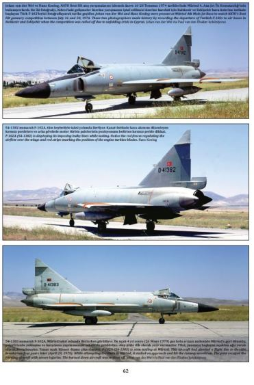 F-102 Delta Dagger in Turkish Air Force