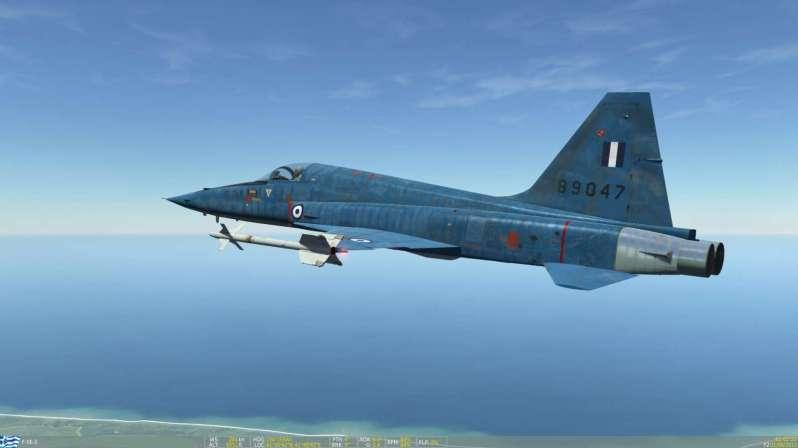 Hellenic Air Force F-5 A/B Freedom Fighter Greek
