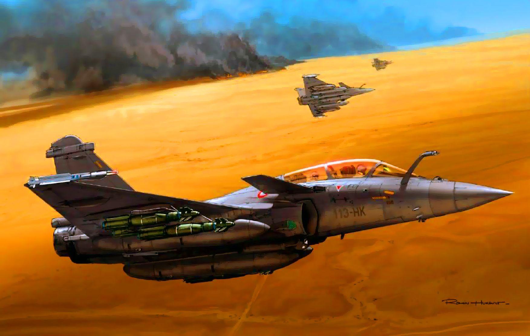 """ΑΠΟΚΑΛΥΨΗ: """"Πιθανώς Γαλλικά αεροσκάφη βομβάρδισαν την Τουρκική βάση στην Λιβύη"""""""