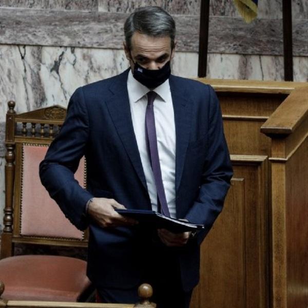 Κυριάκος Μητσοτάκης: Η Ελλάδα επεκτείνει την αιγιαλίτιδα ζώνη στο Ιόνιο από τα 6 στα 12 μίλια (Βίντεο)