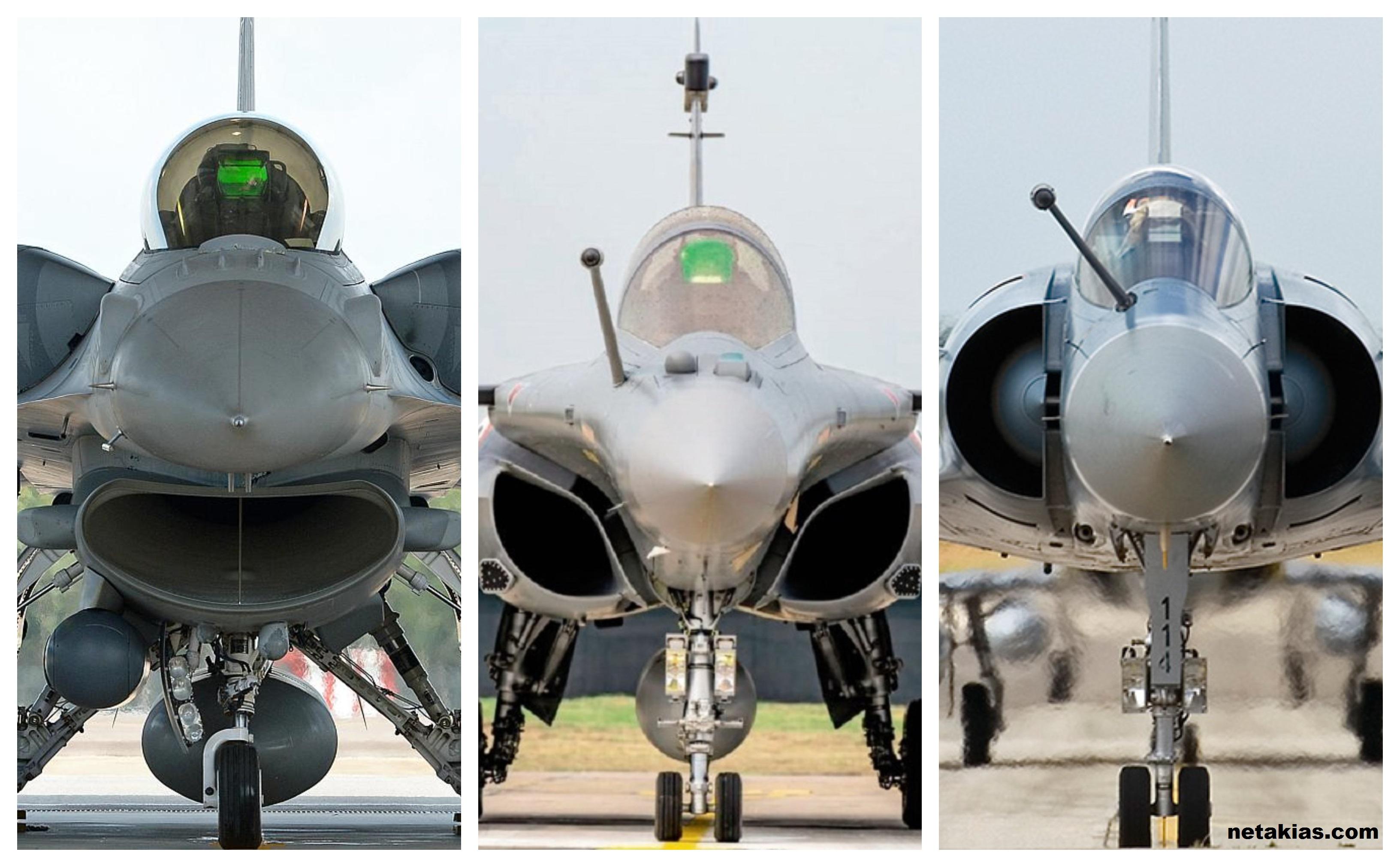 Φίλης: Η Ελλάδα πιο ισχυρή πολεμική αεροπορία στην Μεσόγειο (Βίντεο)