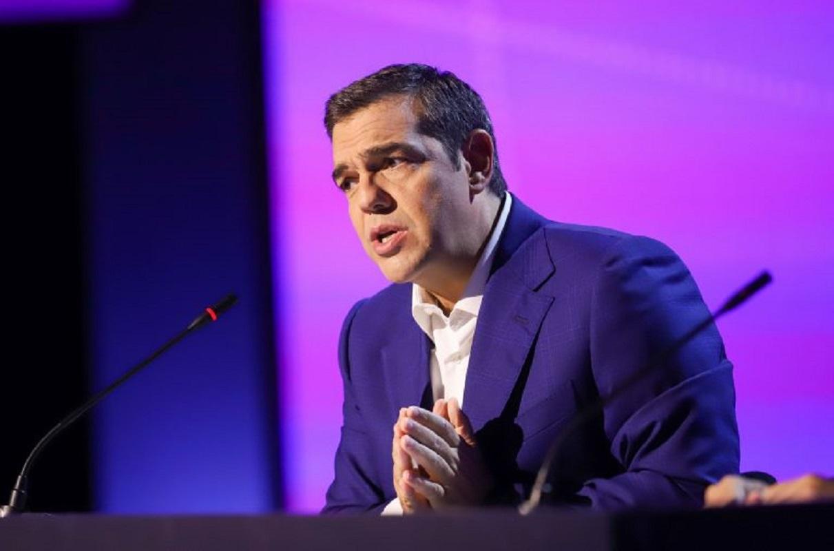 Αλέξης Τσίπρας ΔΕΘ:  Γιατί ο Μητσοτάκης είναι μια διαρκής πολιτική απάτη (Βίντεο)