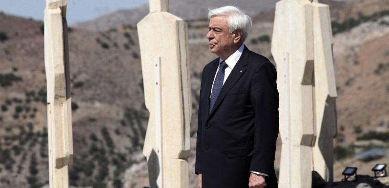 Παυλόπουλος: Οι απαιτήσεις για γερμανικές αποζημιώσεις είναι πάντα νομικά ενεργές