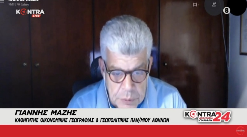 Δρ Ιωάννης Μάζης: Βιώνουμε 4ο Αττίλα στην Αμμόχωστο - Απαράδεκτο που εγκατέλειψαμε την Κύπρο [vid]
