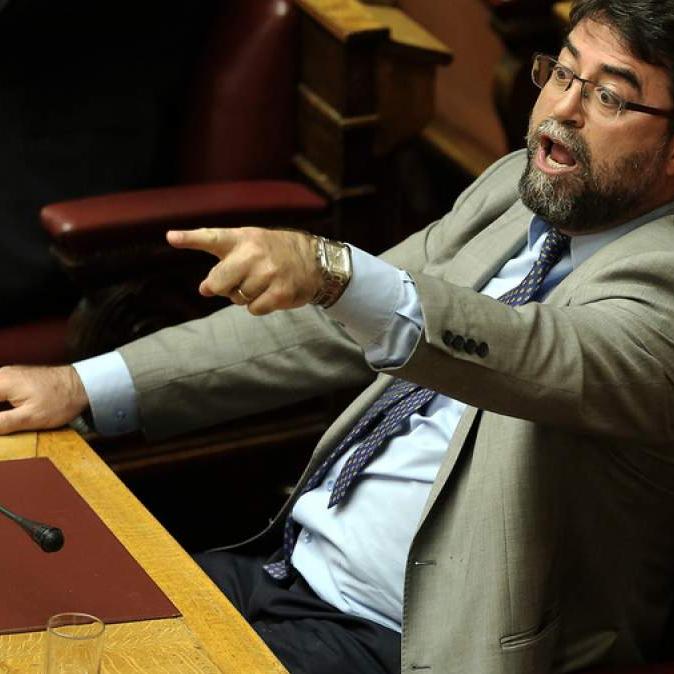 """Βασίλης Οικονόμου (ΝΔ): Όσοι προσελήφθηκαν στην Υγεία επί ΣΥΡΙΖΑ θα απολυθούν! """"Όλοι Χ""""! [ΒΙΝΤΕΟ]"""