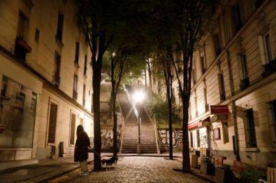 dernières soirées avant le confinement à Paris