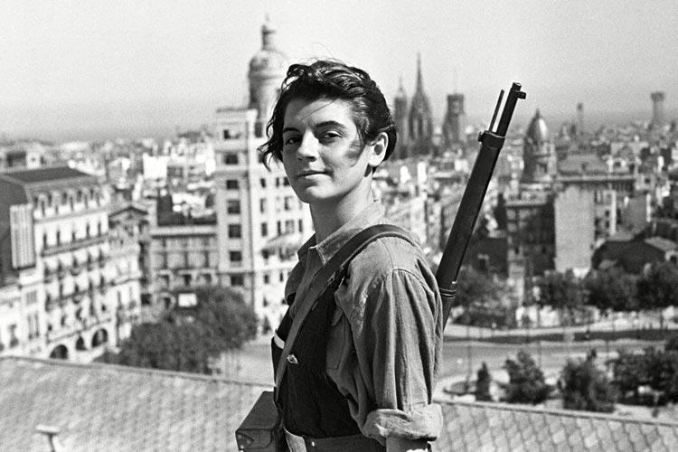 Ισπανικός Εμφύλιος Μαδρίτη 29 Οκτωβρίου 1936: Η αντεπίθεση των Δημοκρατικών